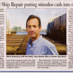 GSR Receives Stimulus $2.4 million Grant for new Dry Dock