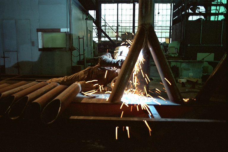 General Ship Repair Industrial Division Metal Works