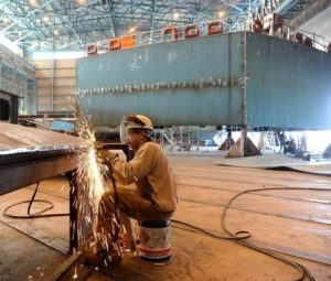 General Ship Repair Baltimore Ship fitter
