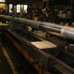 Tail Shaft Machining & Weld Cladding