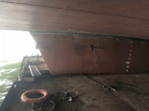 Rudder Trunk Repairs